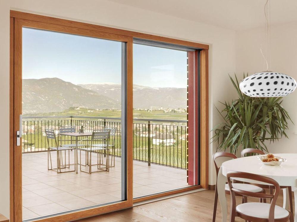 Infissi legno alluminio roma finestre legno alluminio for Finestre in alluminio