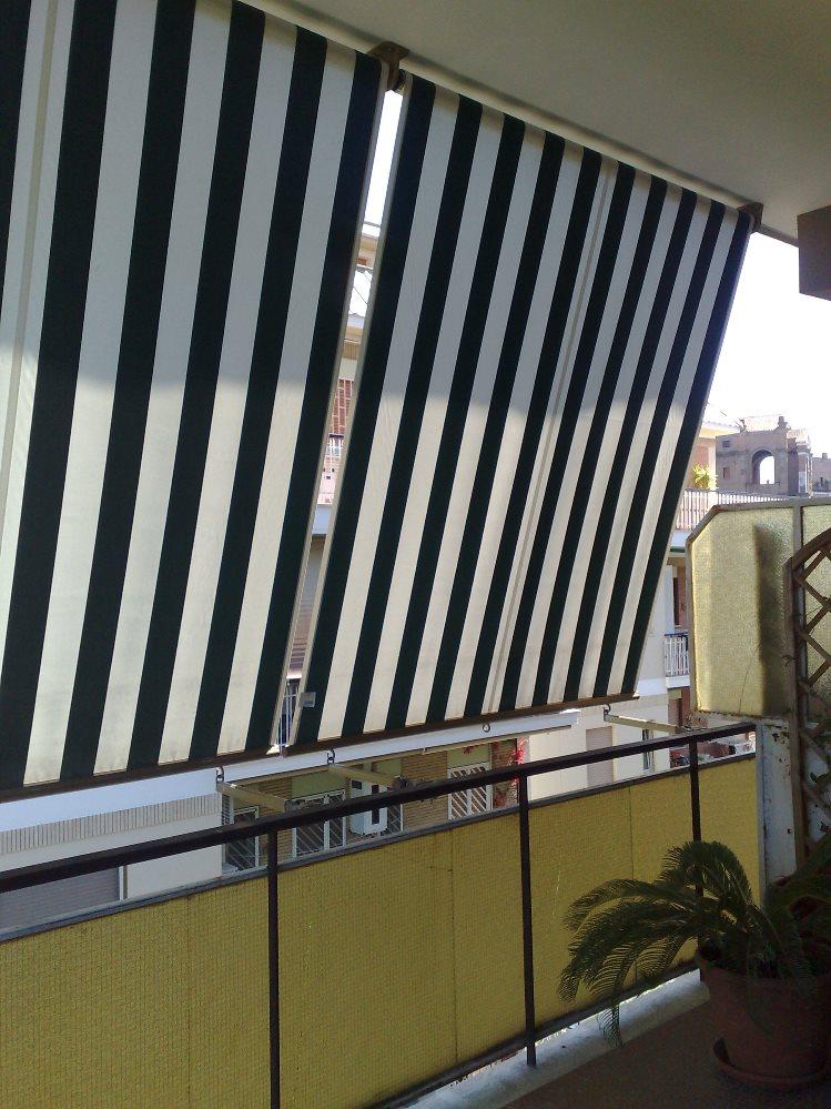 Tende Da Sole Per Balconi Modello Oceania Plus Tende A Chiusura ...